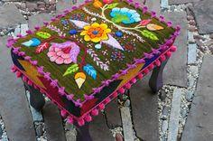 Picture from Folt Bolt, Veronica Pridas furniture.  (Photo http://veronicaprida.com)