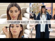 Graduation Makeup Tutorial & Tips // Lily Pebbles