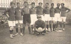 İzmir Lisesi Futbol Takımı, Foto Fettah Zeki