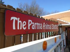 The Parma Animal Shelter...great place to adopt your next best friend!