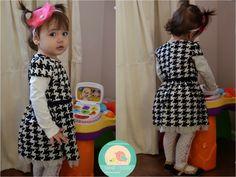 Moda infantil Tweed