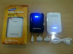 Power bank series from us for promotion and personal need