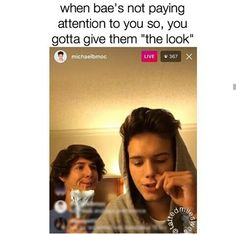 not my edit but it is funny of  Follow @/tattedmileswes on ig!!!
