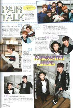 Haru Hana Magazine - BTS ❤