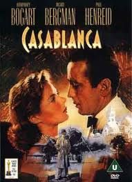 """Here's Lookin at you, Kid"" Casablanca is my favorite classic!"