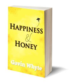 SPIRITUAL. Happiness and Honey - Gavin Whyte. This book is perfect for anyone who wishes to take a different look at the world, reflect upon themselves and their abilities, or just needs a boost to succeed, Happiness and Honey makes a wonderful, light addition to the Personal Development and Spiritual bookshelf. We follow Billy, the first bee to fly, discover the power of dreaming. For more information, or to purchase; click this link http://www.rowanvalebooks.com/books/happiness.html…