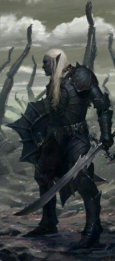 Dark Elf- Drizzt Do'Urden
