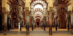 Mezquita de Córdoba, ideal para hacer una escapada en el interior de España…