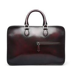 TERSE handmade leather briefcase 44d484090ee19