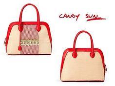 Buboisé Candy Sun - S/S 2015  #handmade #handcrafted #madeinitaly #buboisé #bag #buboisébag #luxury #read #handbag #borsa #artigianale #qualità