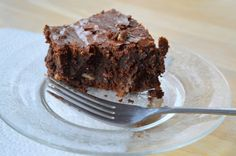 The world's best brownies!