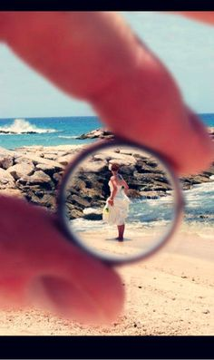 While on your honeymoon, take this picture of you in a dress (doesn't have to be your wedding dress) with your husbands ring in the foreground. photos The Most Popular Wedding Photos Beach Wedding Photos, Wedding Poses, Wedding Photoshoot, Wedding Pictures, Wedding Engagement, Our Wedding, Dream Wedding, Wedding Rings, Trendy Wedding