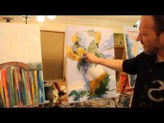 """▶ FREE! Full video """"master class in August 2013"""" painter Igor Sakharov - YouTube"""