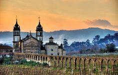 Amares Monastery - Minho — PORTUGAL