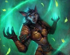 #wowtcg #warcraft #worgen #druide #druid