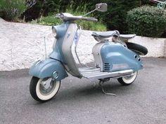 Lambretta Ld 1952