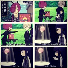Inu x Boku ss || anime funny moment