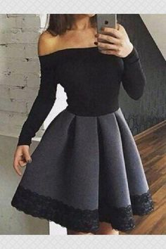 Weddings & Events Cocktail Party Dresses 2019 Satin High Low Birthday Prom Skirts Empire Waist Pleated Skater Dress Vintage A Line Cdress 1