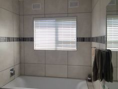 By Next Design Horizontal Blinds, Bathtub, Curtains, Bathroom, Design, Home Decor, Standing Bath, Washroom, Blinds