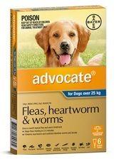 Hervey Bay Pet Stop - ADVOCATE DOG >25KG BLUE 6'S, $99.10 (http://hervey-bay-pet-stop.mybigcommerce.com/advocate-dog-25kg-blue-6s/)
