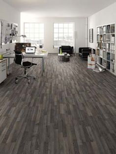 Office dark Unique Flooring, Other Rooms, Laminate Flooring, Bristol, Corner Desk, The Originals, Bedroom, Luxury, Classic