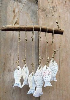Ceramic fish - Crafts - Clay ceramics - Clay pottery - Clay fish - Ceramic clay - Crafting ide - Hobbies paining body for kids and adult Clay Projects, Clay Crafts, Arts And Crafts, Fish Crafts, Wood Crafts, Ceramic Clay, Ceramic Pottery, Mccarty Pottery, Slab Pottery
