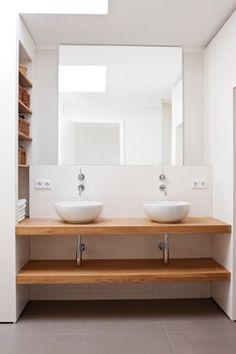 Neubau Einfamilienhaus Bad Vilbel modern-badezimmer