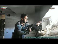 Guerra na Síria - Linha de frente no distrito al-Layramoun - 24.07.2016