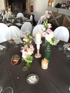 Décoration florale #mariage @Jardind'olivier