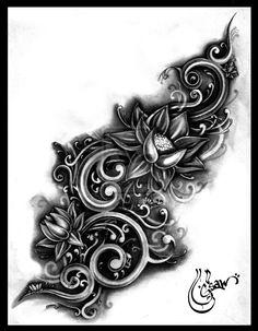 lotus river - reworked by Gsaw.deviantart.com on @deviantART