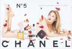 Chanel #5 by Chanel with Estella Warren 8.