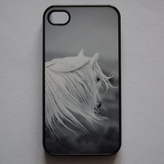 horse phone case iphone 4/4s case i phone by MitchMcfarlanePhotos, £15.00