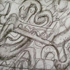 Boceto 4. Hecho en la playa frente al mar. Lápiz sobre hoja de cuadernillo 15 x 20 cm. 2017 Nueva serie. Detalle  #popainting #dibujo #popmusic #popargentino  #pintor #sculptor #sculpture #myinspiration #painting #artrock #graffiti #artistjazz #tatoo #art #ArtforsaLe #instart #artwork #arteycolor #artango #arteargentino #popart #fiesta #historieta #beachgirl #beach #abstractart #jazz #rockstar #nature #dali
