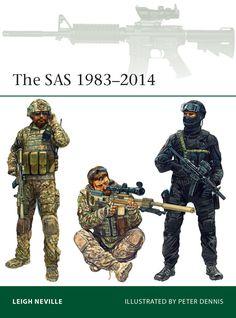 The SAS 1983-2014 (Osprey Elite 211)
