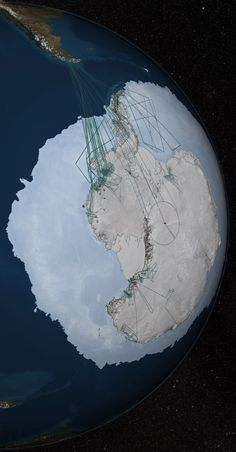 According to conventional science, Antarctica has been embedded for millions of years under ice layers that are more than a mile thick. Officially, Antarctica was discovered first in 1820, but we have maps that showing what Antarctica looks like without ice. Is it be possible that Antarctica once had an ancient civilization living there? Amazingly a team of researchers is making the claim that they have found evidence of several ancient pyramids on the ice covered continent of Antarctica.