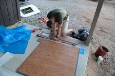 Camper flooring tips