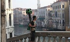 Google Street View Goes To Venice