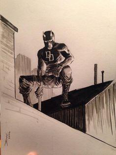 Daredevil by Declan Shalvey