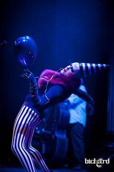 "Mr Pustra at ""Fräulein Frauke Presents"" Photo: John Paul Bichard"
