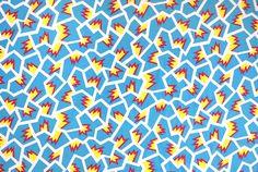 Tendance Néo-Memphis : des couleurs pop et un graphisme stylisé © Nathalie du pasquier via Goodmoods