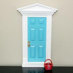fact: fairy door
