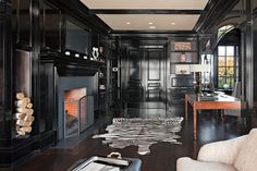 Darien Residence - traditional - home office - new york - Robert A. Cardello Architects