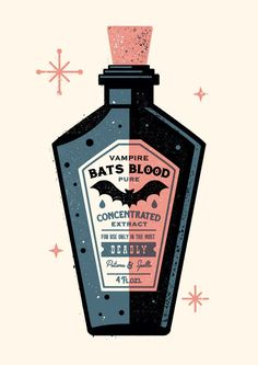 BAT'S BLOOD