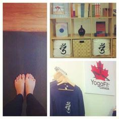 Throughout April YogaFit Training Centre is offering FREE yoga classes at their downtown Toronto location!