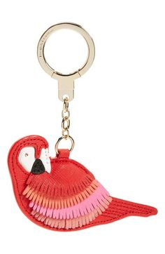 kate spade new york 'parrot' key fob available at #Nordstrom