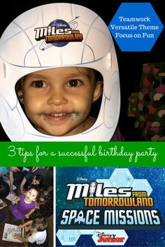 3 tips for a successful birthday party