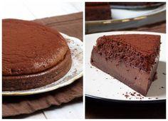 Gâteau magique au chocolat http://chichichoc.blogspot.fr/2013/04/gateau-magique-au-chocolat.html