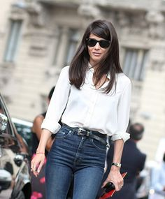 Milan Fashion Week SS 2015. #StreetStyle #MFW