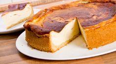 Käsekuchen aus der Keto-Küche - LCHF Deutschland