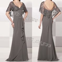 Mother of the Bride/Groom Dresses Evening Fromal Dresses Custom Size 2 4 6 8 10+ #Dress
